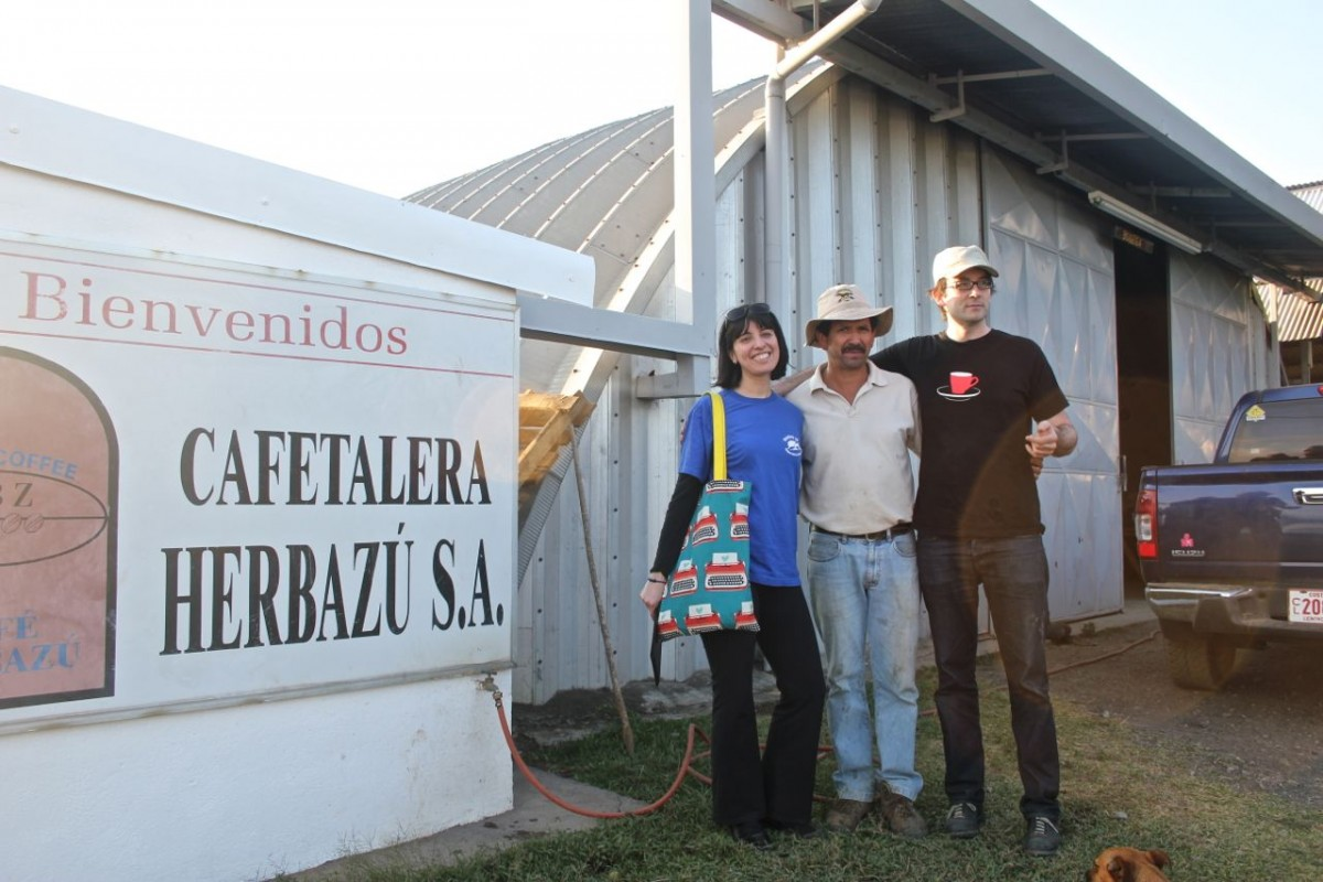 Importer Anahi and end buyer Antoine | Republic of Freedom
