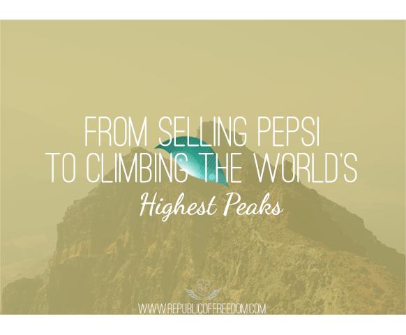 world's seven highest peaks