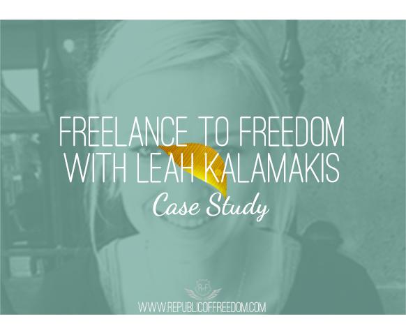 freelance to freedom