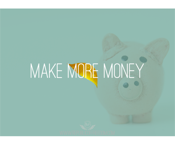 marke more money