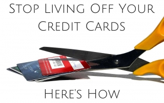 Stop living off your credit cards | Republic of Freedom
