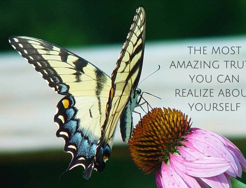 The Most Amazing Truth You Can Realize About Yourself