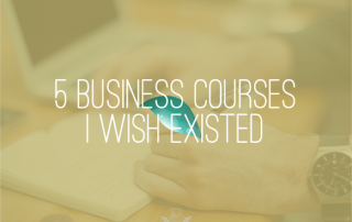 five business courses