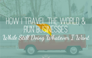 run businesses