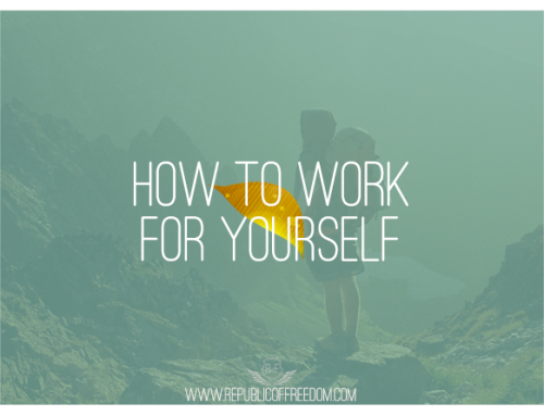 Working for yourself feel like a slog? Here's how to fix that