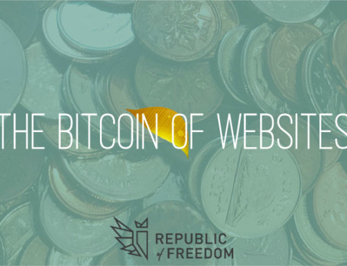 The bitcoin of websites