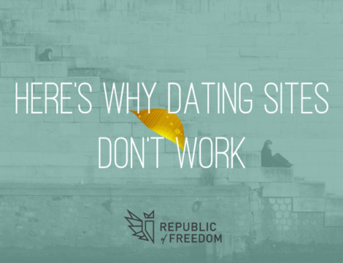 Here's Why Dating Sites Don't Work